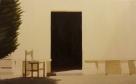 """""""Lu Pupu"""" Dipinto ad olio su legno, misure 66 x 105 cm Anno 2013 di Maurizio Ciccani"""