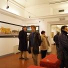 Inaugurazione Dioscuri Art