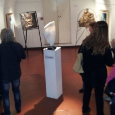 """""""I Percorsi dell'Anima"""" - Galleria L'Agostiniana - Piazza del Popolo - Roma 2013"""