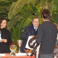Premiazione Consiglio Regionale del Lazio - Consegna Rinascita Artistica