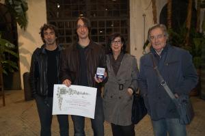 Maurizio Ciccani Riceve il premio