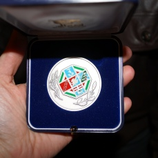 Premiazione Consiglio Regionale del Lazio